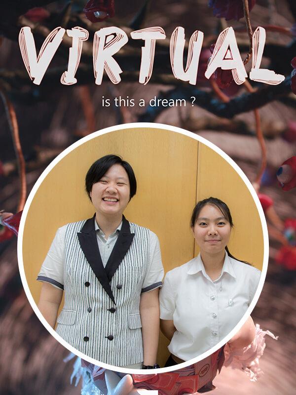 Virtual สัมภาษณ์ นักศึกษามหาวิทยาลัยเทคโนโลยีพระจอมเกล้าธนบุรี