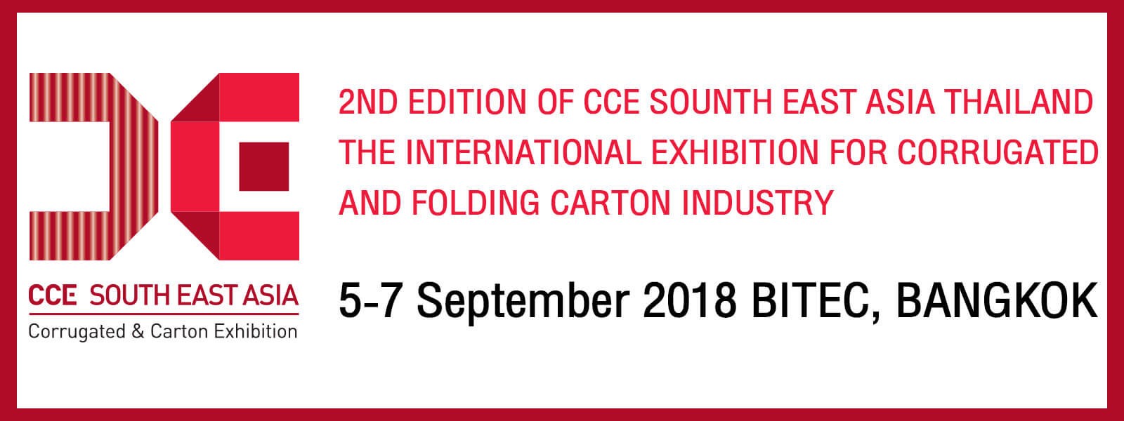 CCE SOUTH EAST ASIA—2018